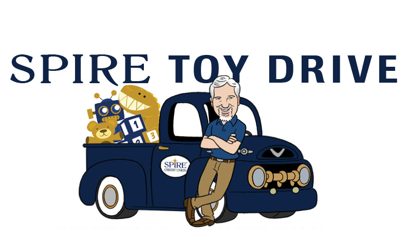 SPIRE Toy Drive ad