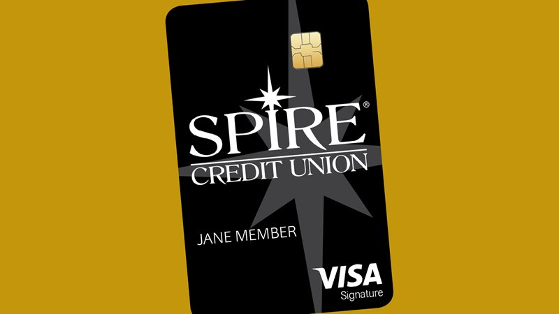 SPIRE Visa® Credit Cards | Rewards | SPIRE Credit Union