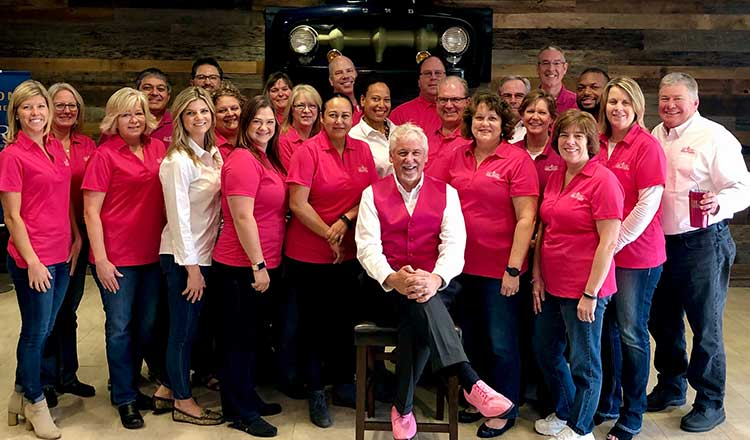 SPIRE Staff Raise $9,000 for American Cancer Society