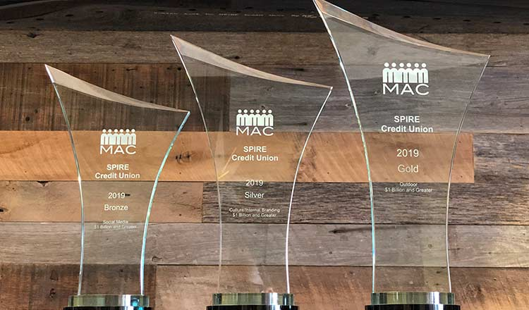 SPIRE Receives Three National Awards in Marketing