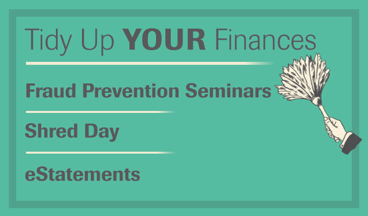 Tidy Up Your Finances this April